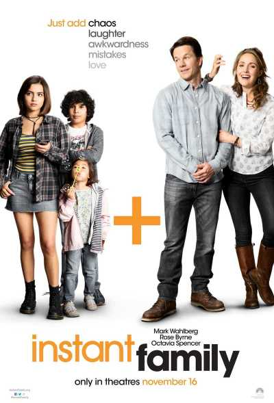 Instant Family DVD Release Date March 5, 2019