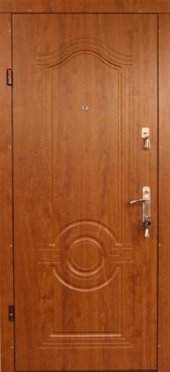 Двери Лондон золотой дуб