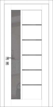 Двери Мюнхен T-16 белая эмаль