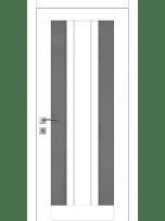 Двери Мюнхен T-2 белая эмаль