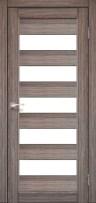 Межкомнатные двери Korfad PR-08 дуб грей