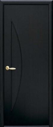 Двери Луна Новый Стиль венге 3D