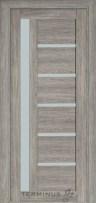 Двери Терминус 108 Эскимо с матовым стеклом