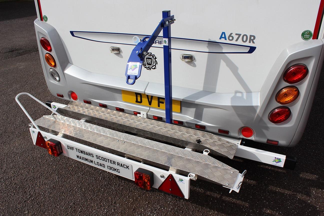 Dvf Towbars Motor Scooter Carrying Racks