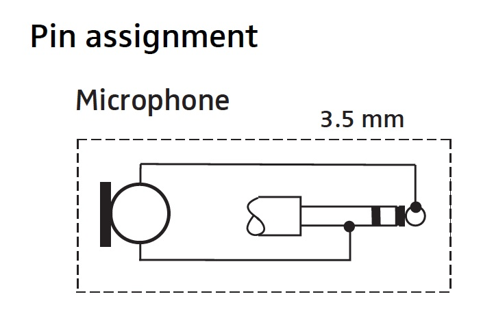 sennheiser mic wiring diagram