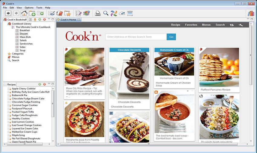 Cook\u0027n is the #1 Best-Selling Recipe Organizer