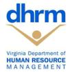 Virginia Department of Human Resource Management