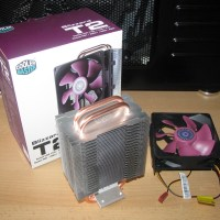Cooler Master Blizzard T2 Test and Review