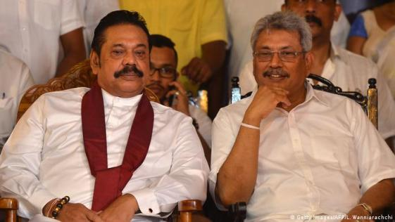 Sri Lanka: The Rajapaksa brothers walk a diplomatic tightrope with ...
