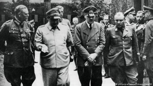 Adolf Hitler Attentat Stauffenberg
