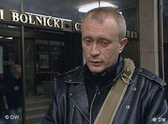 Novinar Željko Peratović