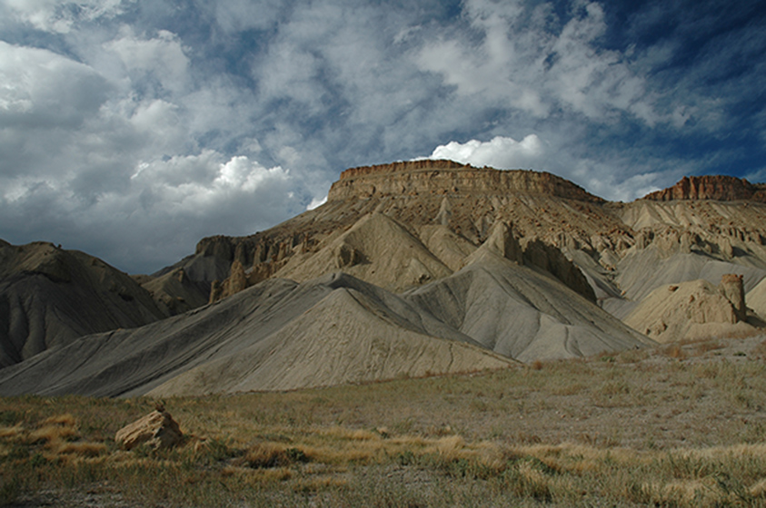 Book Cliffs Grand Junction Book Cliffs Near Grand