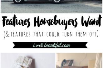 features homebuyers want