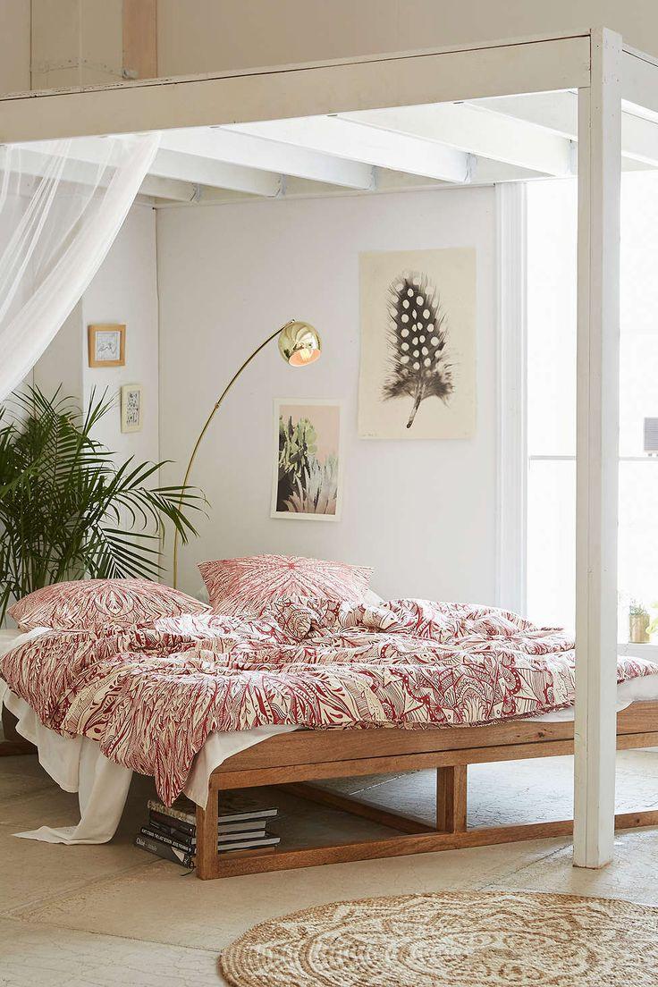 Pinterest Girls Kids Rooms With Wood Wallpaper 30 Best Platform Beds For Your Inspiration