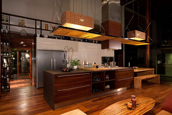 modern tropical kitchen design tags contemporary style kitchens