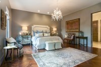 25 Stylish and Practical Traditional Bedroom Designs