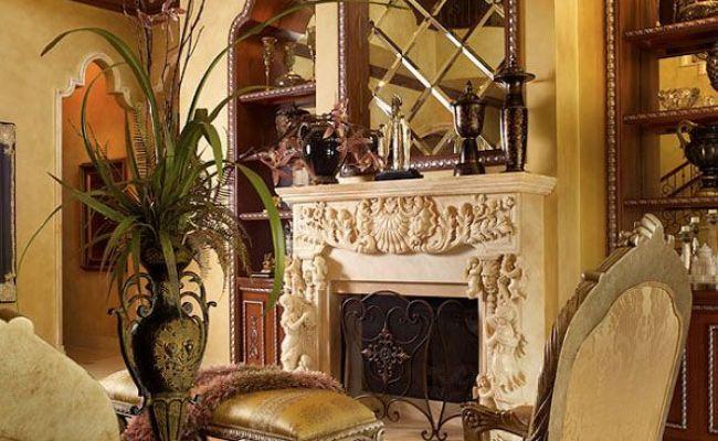 Tuscan Living Room Ideas