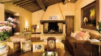 Tuscan Living Room Colors