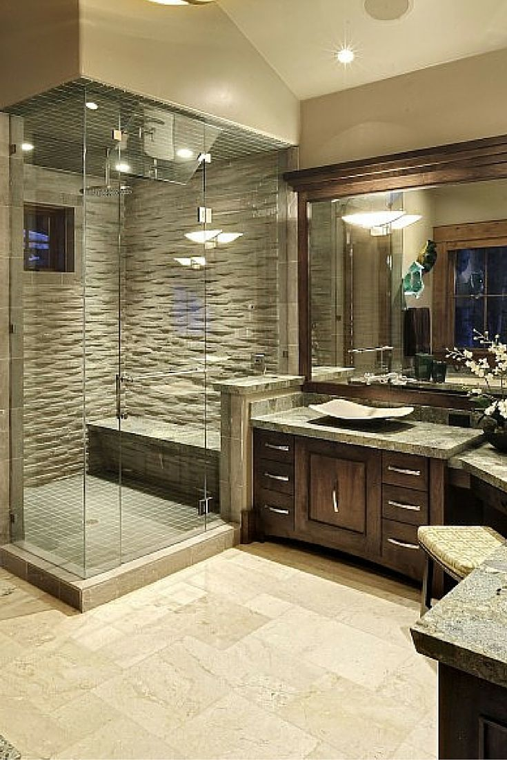 25 Extraordinary Master Bathroom Designs