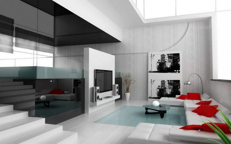 21 Fresh Modern Living Room Designs - modern living rooms