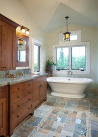 20 Gorgeous Master Bathroom Designs