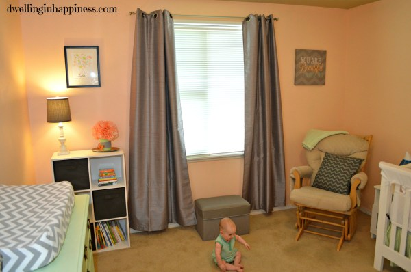 Nursery Decor - on a Budget! Tips on how to decorate without spending a fortune!