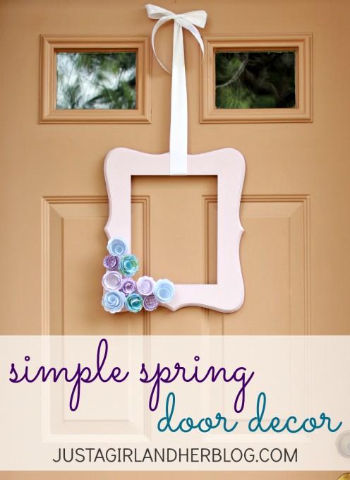 Simple-Spring-Door-Decor-496x680