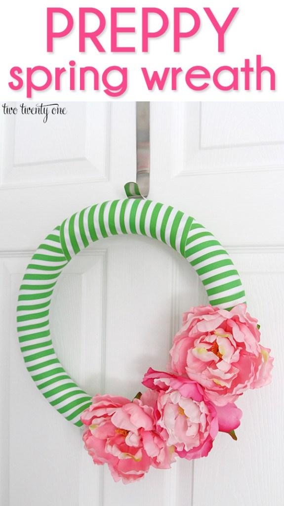 preppy-spring-wreath