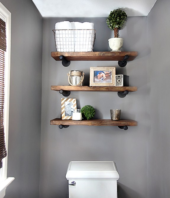 Awesome Tayla Space Saver Shelves