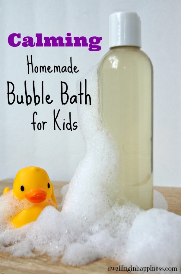 30 ways to use lavender essential oil for Home made bubble bath