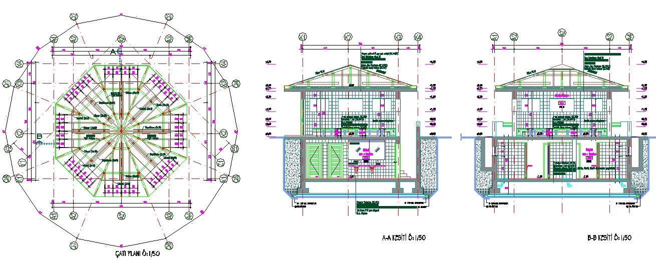 Pin by Dwg İndir on Yapı ve Binalar Pinterest AutoCAD and - dessiner un plan de maison