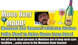 Montana Bar Owner says dui laws hurt bars
