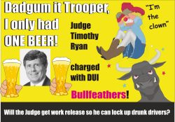Judge Timothy Ryan Snobmish Co WA DUI 090312