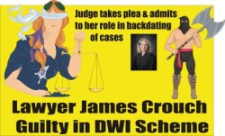Lawyer and Judge guilty in DWI scheme