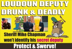 Loudoun Deputy DUI crash kept secret
