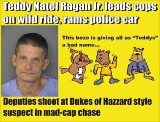 Teddy Natel Ragan Jr