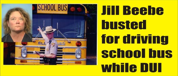 DUI school bus WITH Jill Beebe