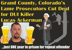 Lucas Ackerman offered plea deal of one year for fatal DUI 103113
