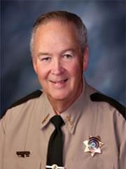 Polk County Iowa Sheriff Bill McCarthy