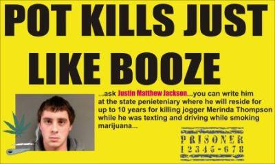 Backup Justin Matthew Jackson pot kills too graphic