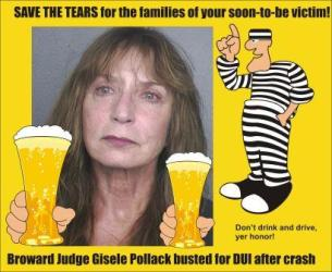 Judge Gisele Pollack