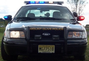 Mount Olive Township Police New Jersey