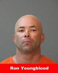Ron Youngblood DWI 3rd offense Calcasieu Parish Sheriff's Office La 031515