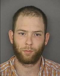 Daniel Decker Jr. DWI arrest