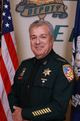 East Baton Rouge Parish Sheriff Sid J. Gautreaux III