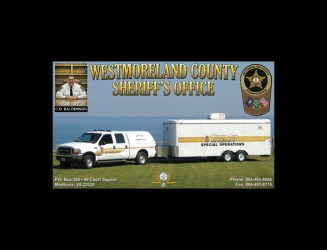 Westmoreland County Virginia Sheriff's Office