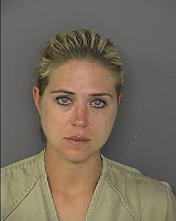 Crystal Diane Fletcher 32 of Mechanicsville Md on 080215 by St Mary's Sheriff Cpl. Graves DUI