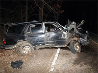 Double fatal crash Kensington Police NH State Police 022916 high speed