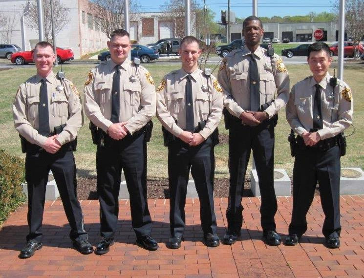 Georgia: Gwinnett County Sheriff DUI arrests bookings for March 25, 2016