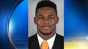 Mark Dalton U of Miami football player DUI Miami Police 042216